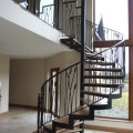 Reed staircase