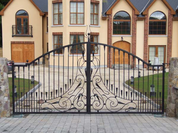 forged gate designs or we can design a gate to the customers specific